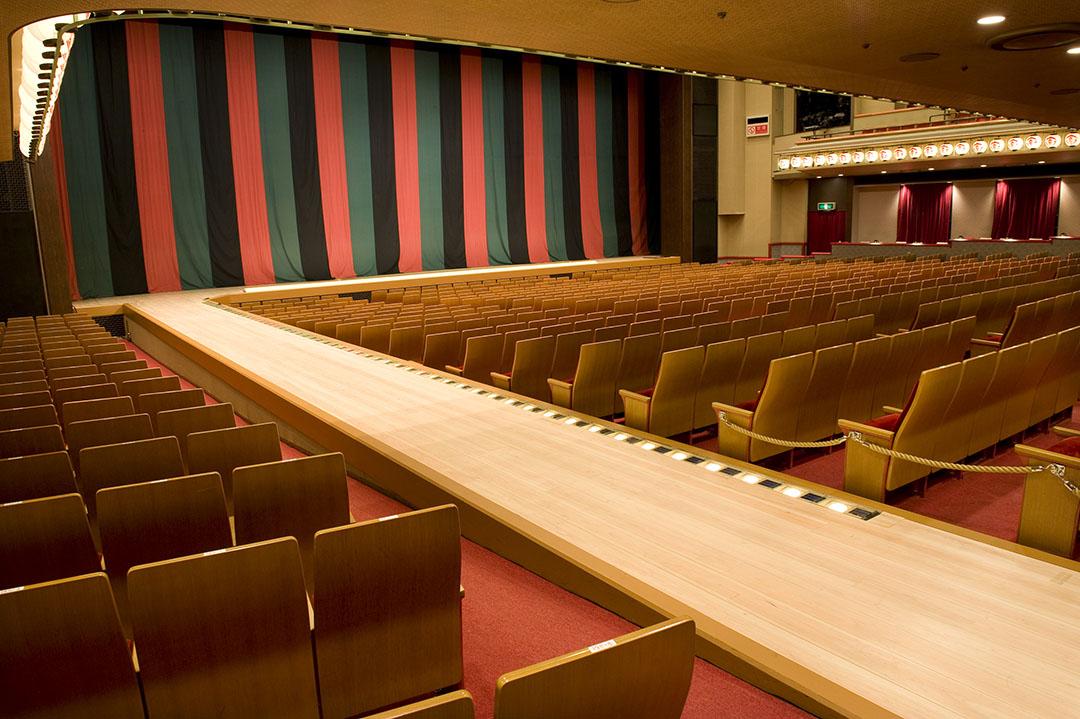 Shinbashi Enbujo Theatre
