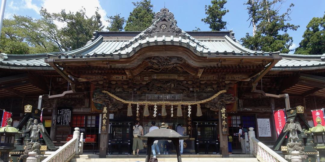 髙尾山薬王院