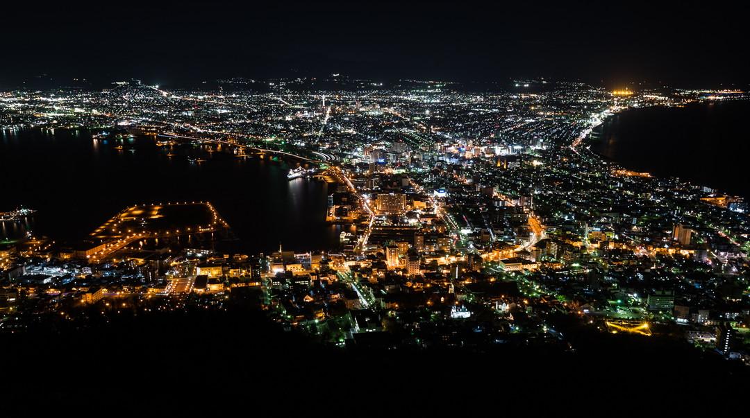 Mt. Hakodate ropeway
