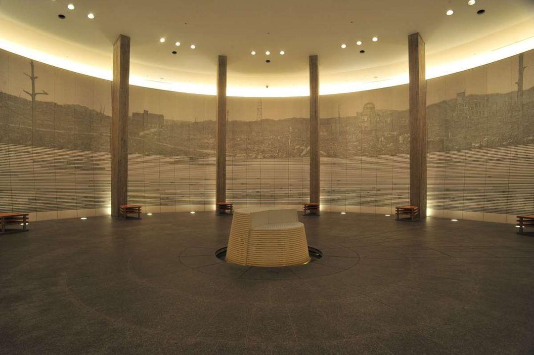國立廣島追悼原子彈死難者和平祈念館