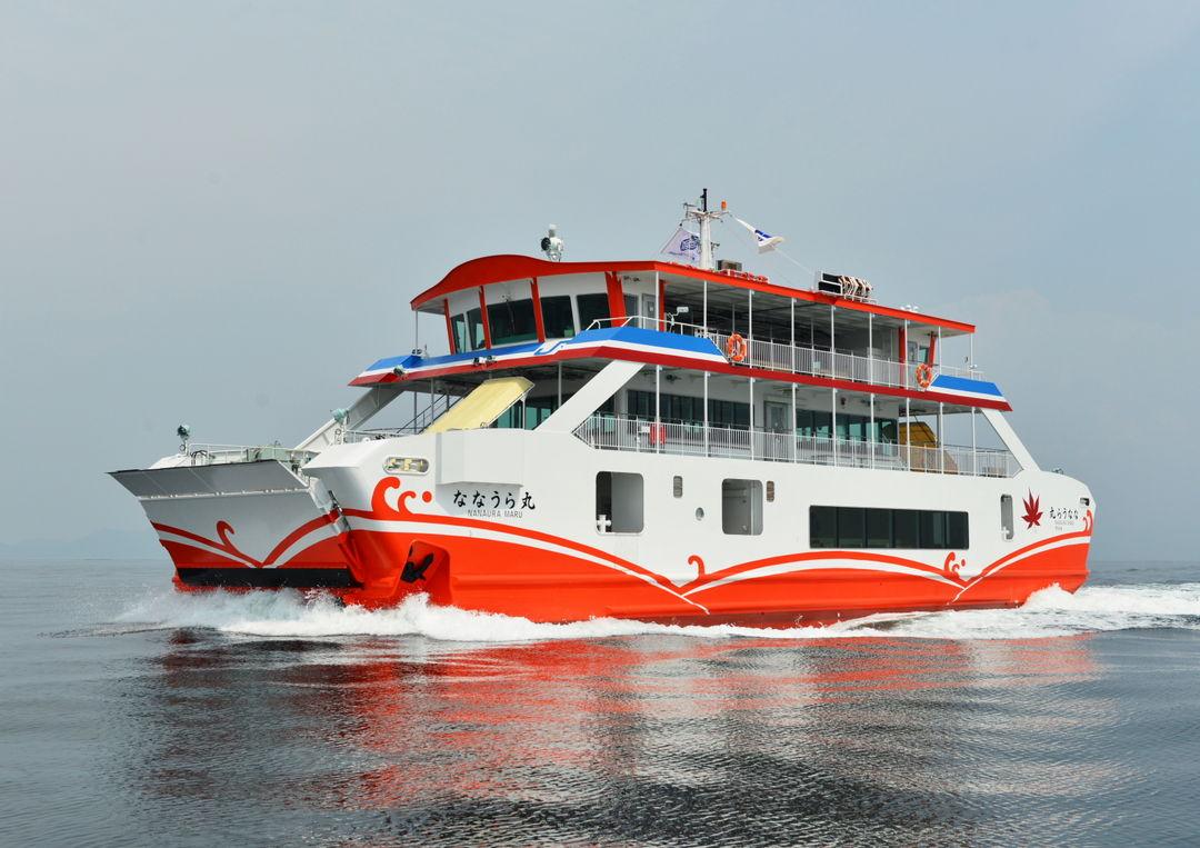 JR West Miyajima Ferry