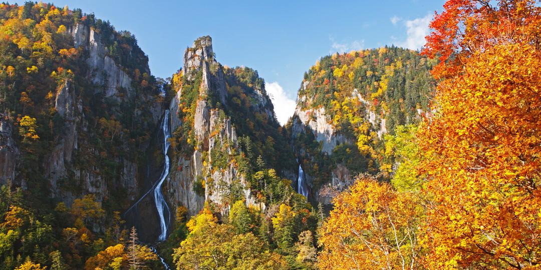 Sounkyo Gorge