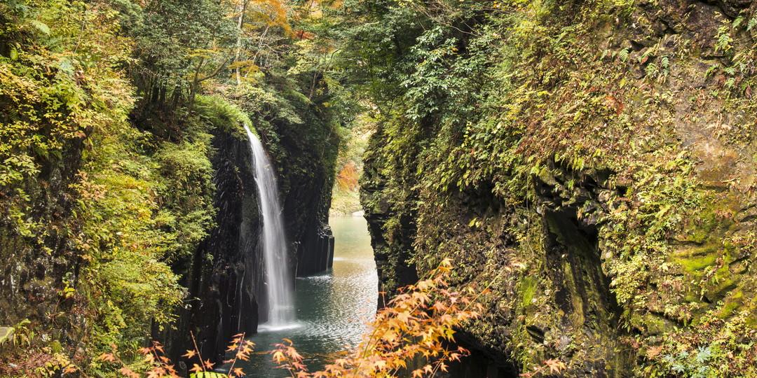 Takachihokyo Gorge