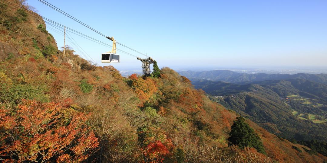 쓰쿠바 산