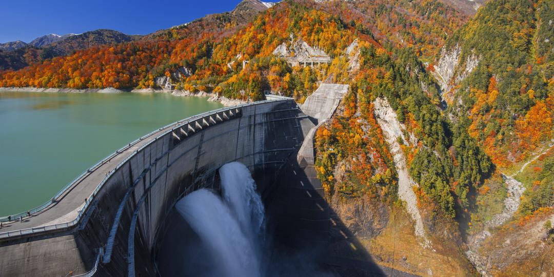 Tateyama (Kurobe Dam)