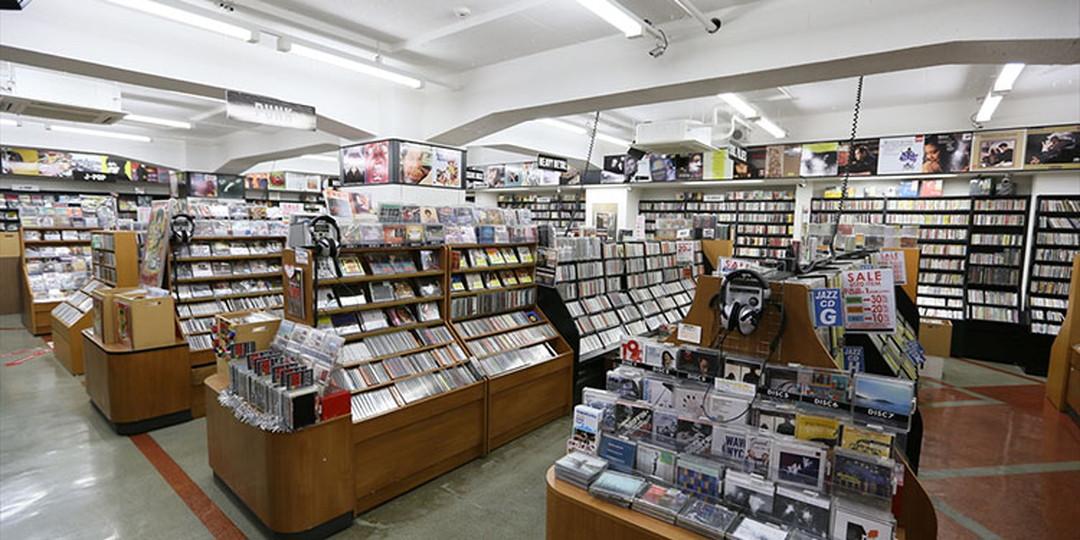 Disk Union, Yokohama Kannai