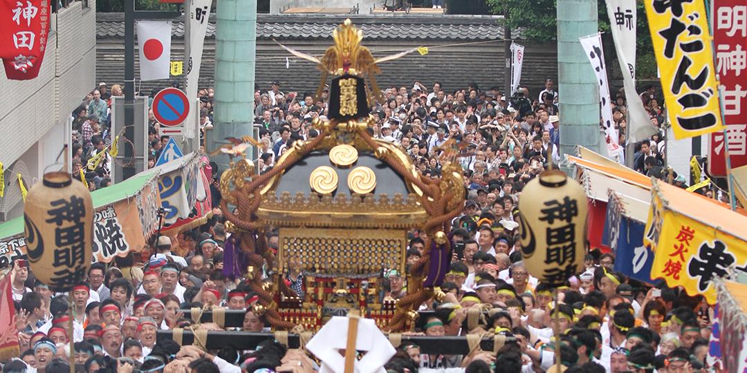 Kanda Matsuri (Kanda Myojin)