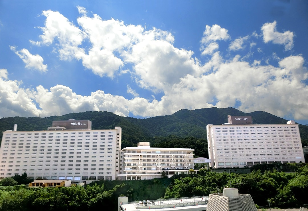 別府温泉 杉乃井酒店