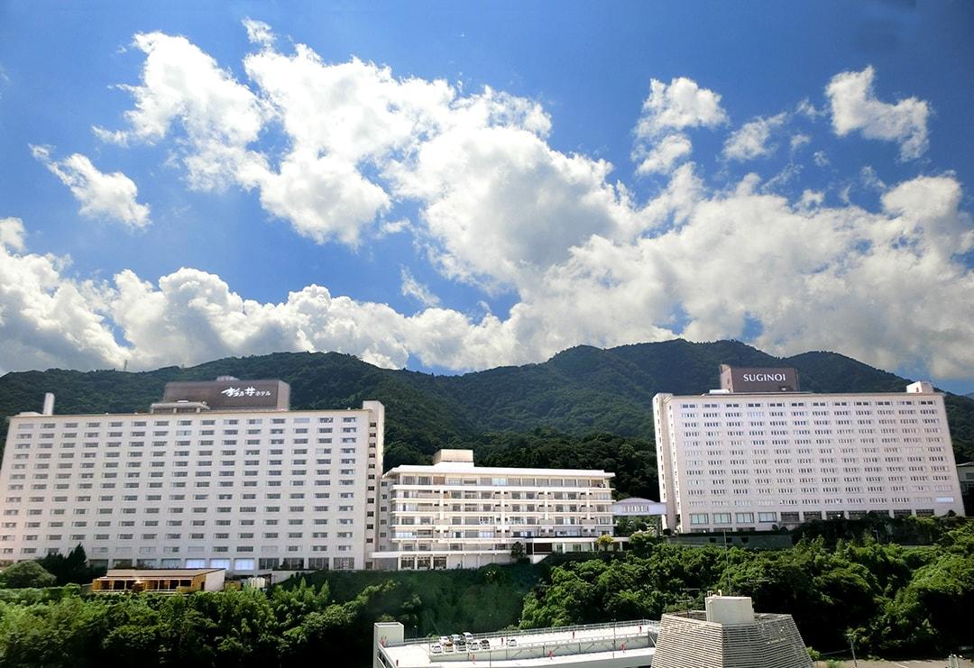 벳푸 온천 스기노이 호텔