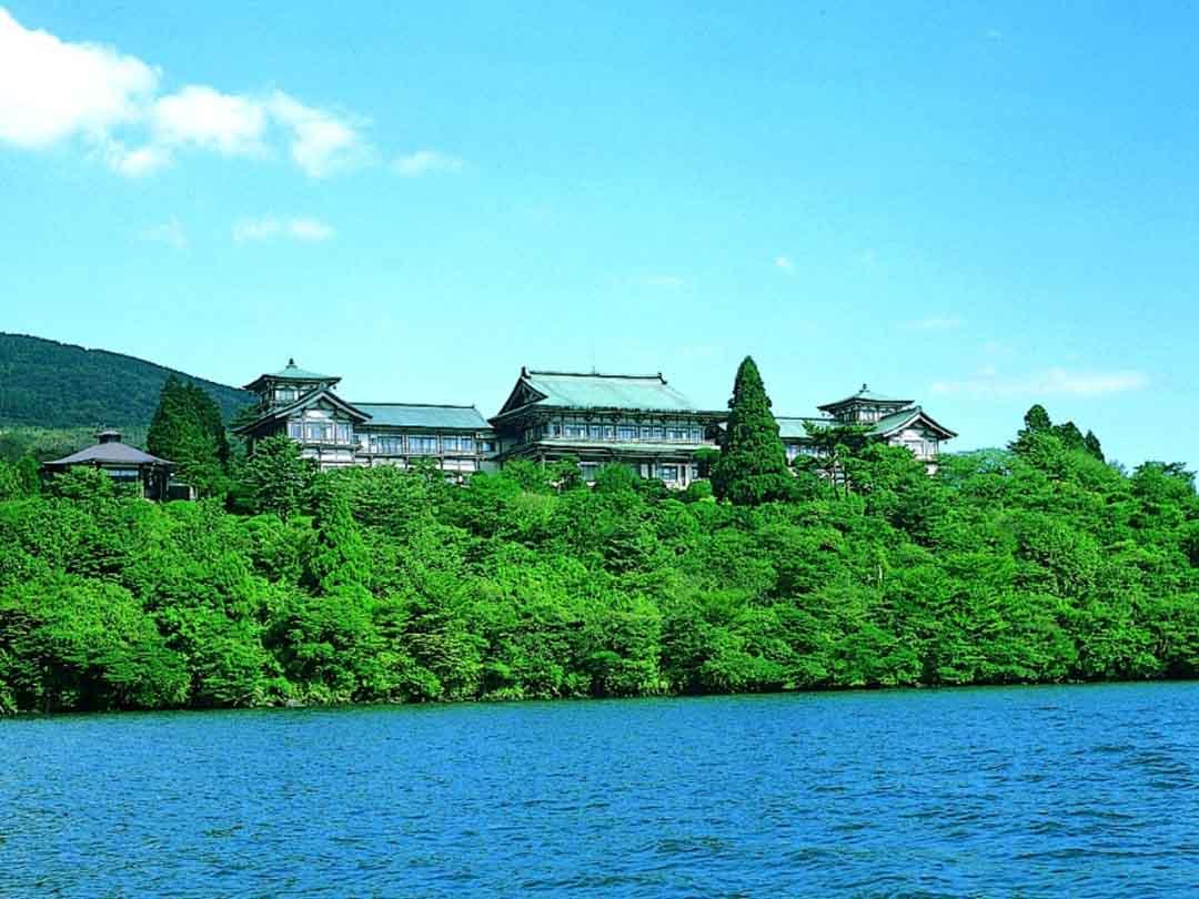 蘆之湖畔 蛸川溫泉 龍宮殿