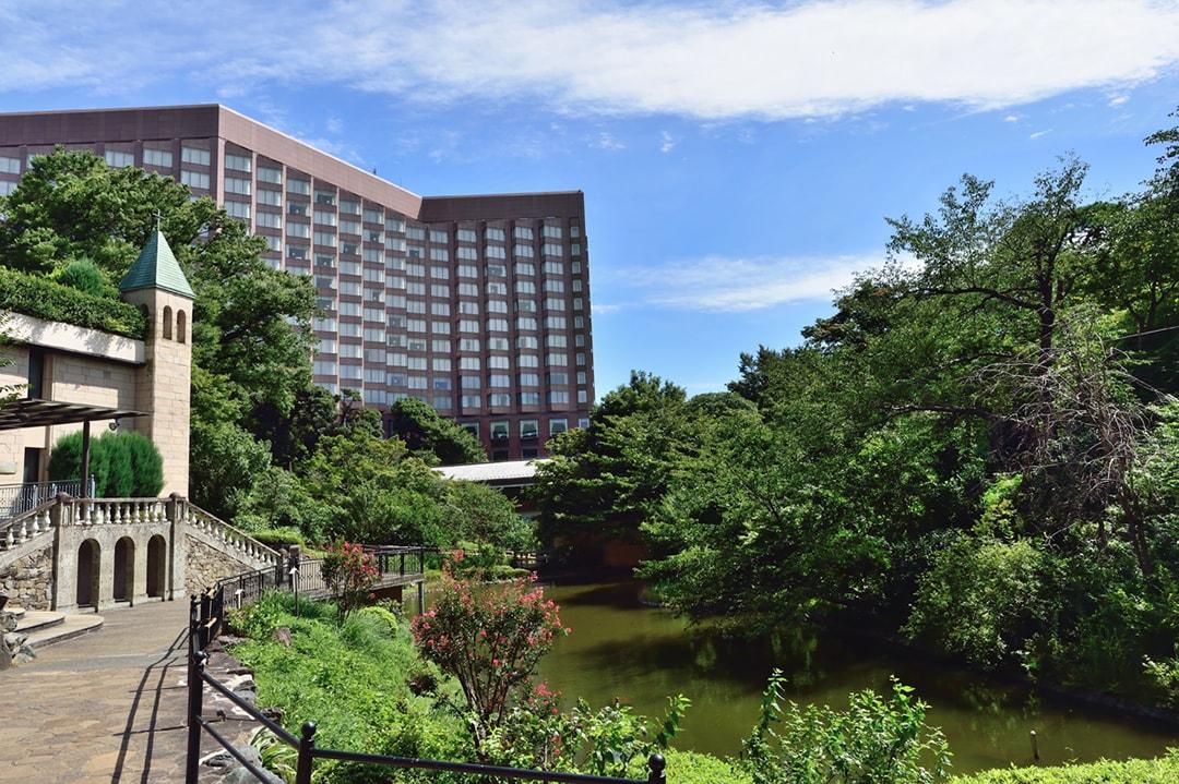 東京椿山莊酒店
