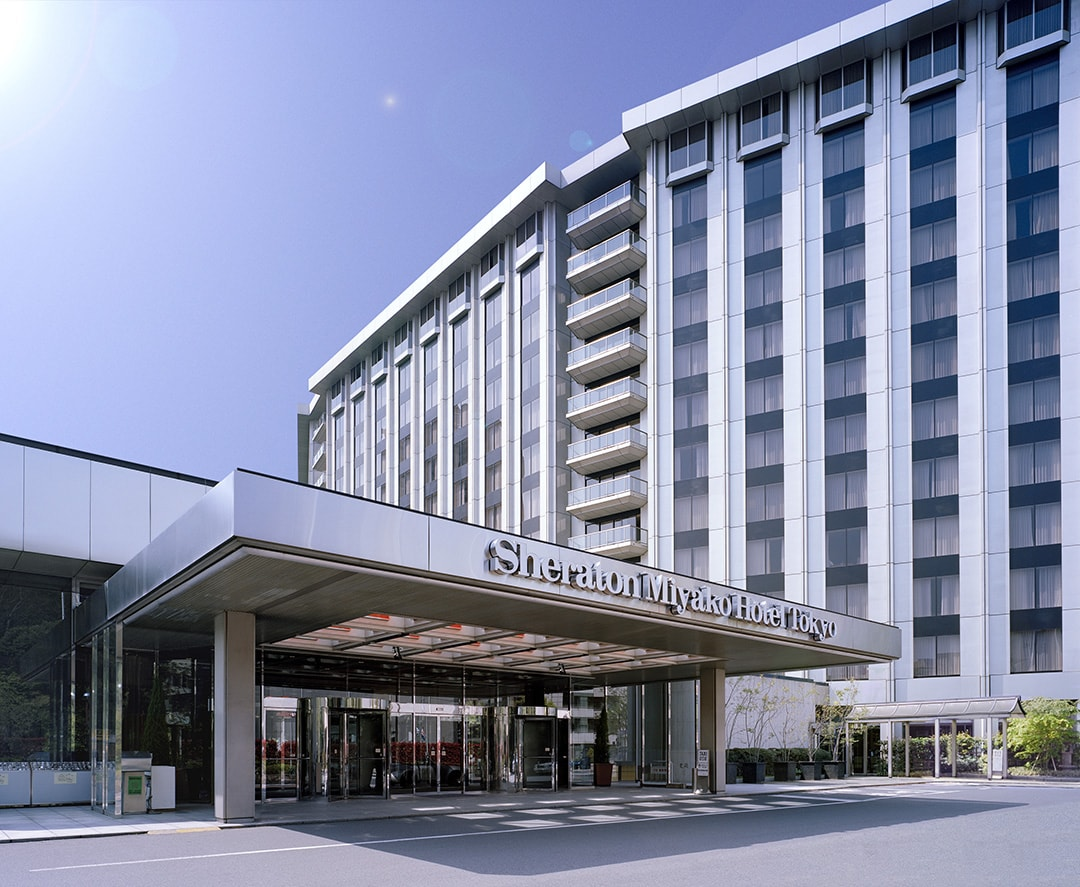 Sheraton都酒店