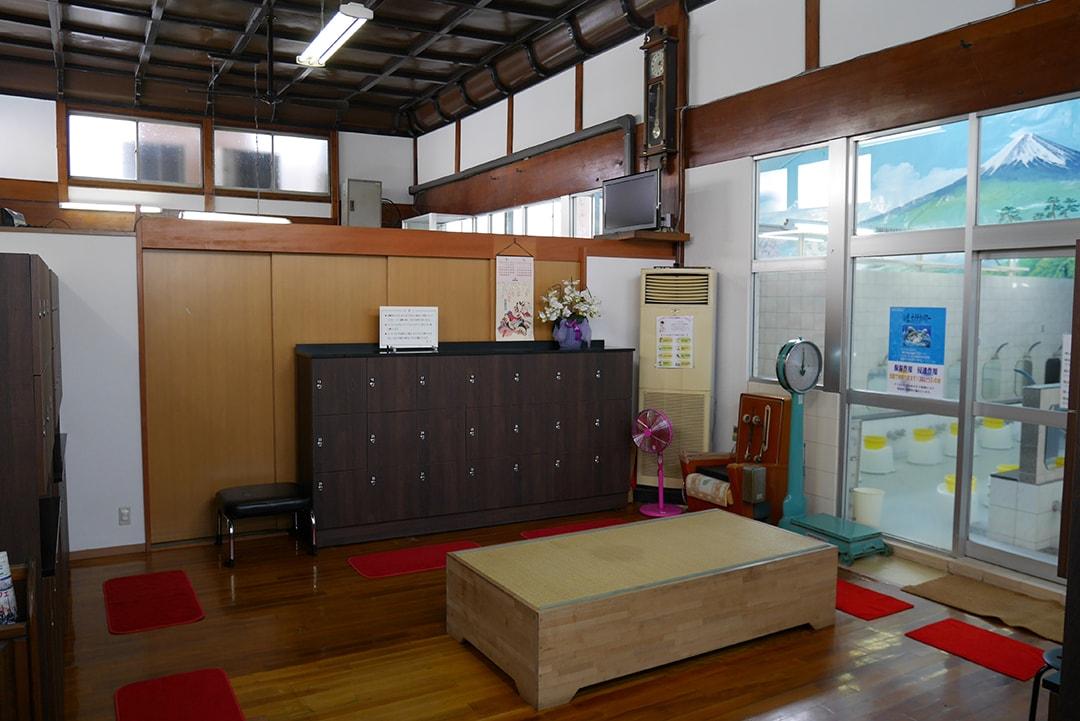 Oshiage Onsen Natural Hot Spring Daikoku-yu