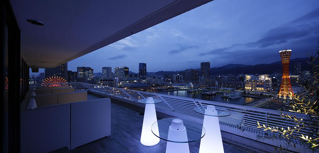 神戸Meriken Park Oriental 酒店