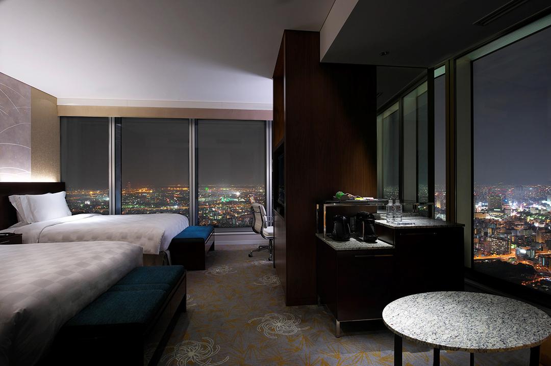 오사카 매리어트 미야코 호텔