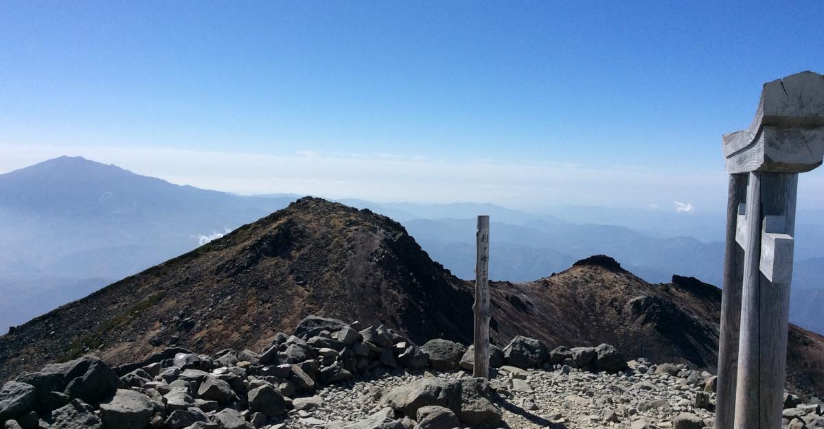 Northern Alps  Mt. Norikura