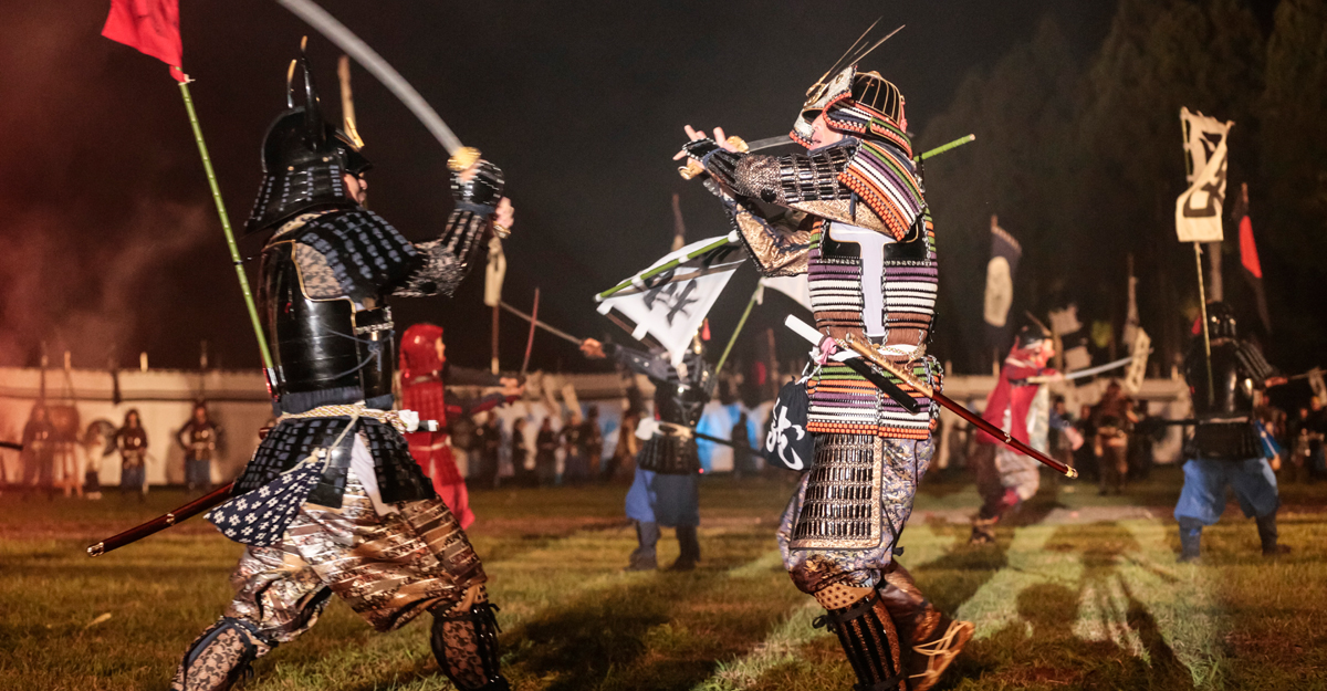Lord Kenshin Festival