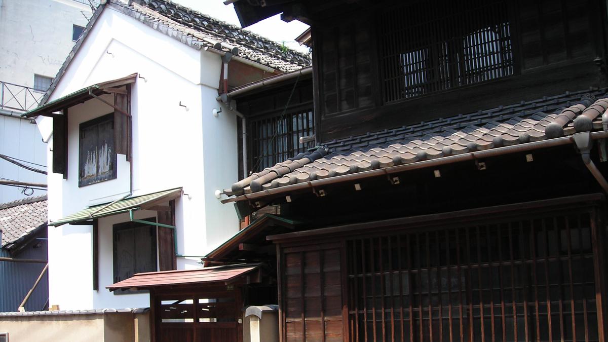 Former Iseya Pawn Shop