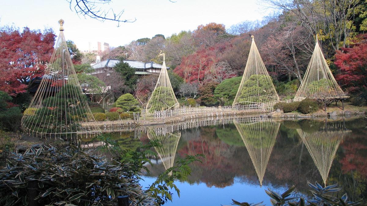 肥后细川庭园